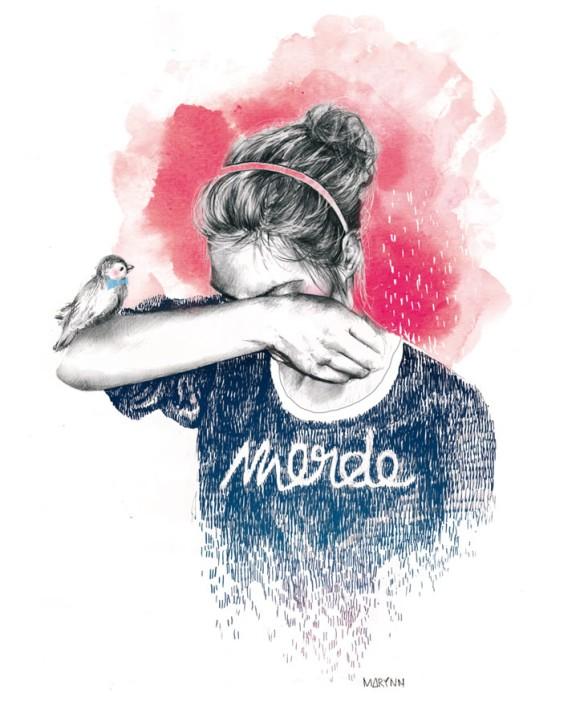Marynn - amazing illustrations