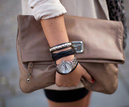 daytime clutch . love it