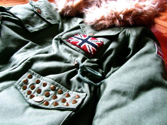 Oasap Military Coat