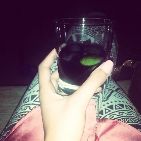 summer, instagram, summer nights, algarve, portimao,  night, cocktail, caipiblack