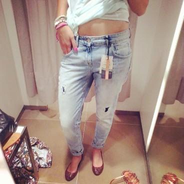 shopping, boyfriend jeans, zara jeans,