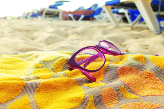 beach, summer, holidays, young years, algarve, pink glasses