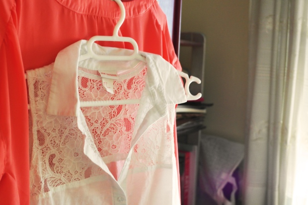 neon, white shirt, lace, decor, room tour, style and expect