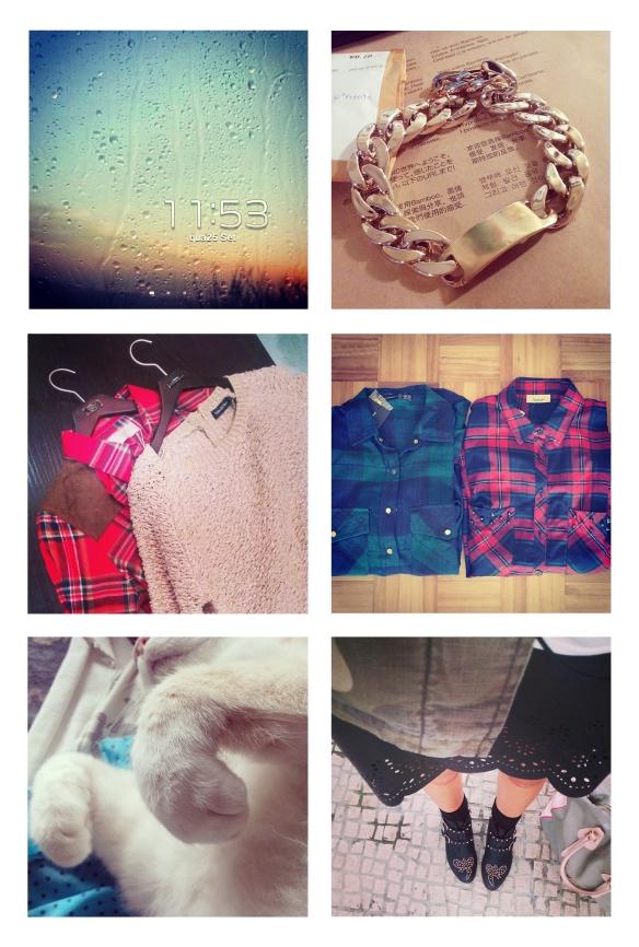 instagram, september, fall 2013, fashion blogger