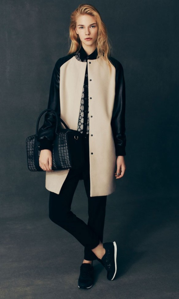primark, fall winter 2013, lookbook, wonter lookbok, trends, shopping, fashion finds, winter must haves, tartan, plaid, oversized coat, leather, punk style