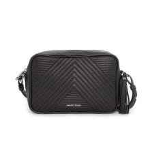 shopping, mango, little black bag, leather bag, black bag